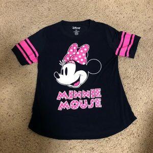 Disney Minnie Mouse Cotton T-shirt